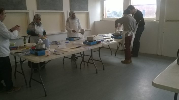 Cookery course-TFB
