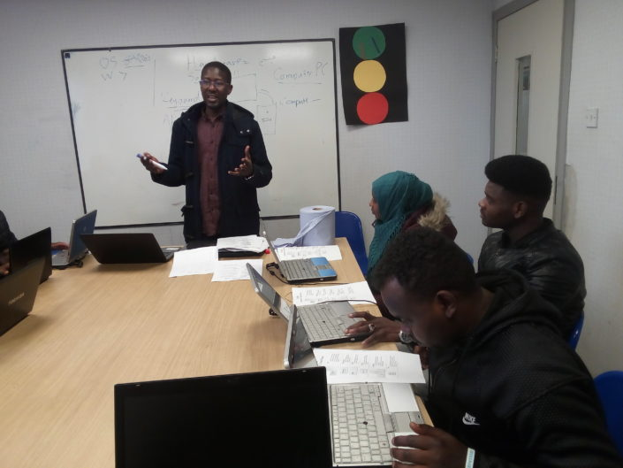 Together For Better - Computer Course